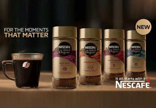 Nescafe Gold Origins